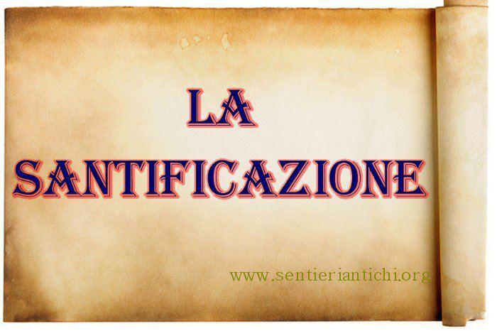 santificazione