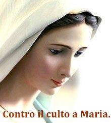 Maria non rimase sempre vergine, come invece dice la teologia papista