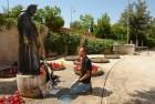 devoto-statua-pio