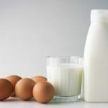 L'Eterno e coloro che erano con lui mangiarono latte, burro e il vitello