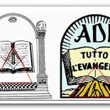 Il logo delle Assemblee di Dio in Italia (ADI) contiene elementi massonici, essendo il suo autore il MASSONE Paolo Paschetto