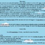 Guardatevi dal lievito del sito laparoladidio.com e da Vincenzo Scafidi perchè è antitrinitariano