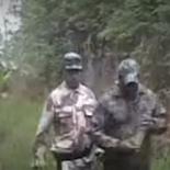 Pastori brasiliani fanno un video in una foresta per invitare i fedeli alla guerra spirituale del 'Lunedì forte'