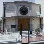 L'ombra della massoneria sulle Assemblee di Dio in Italia (ADI) – parte 12 – ll pentacolo massonico-satanico nel locale di culto di una Chiesa ADI